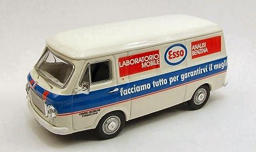 Rio RI4289 Fiat 238 1974 Esso 1 43 MODELLINO Die CAST Model Compatible avec