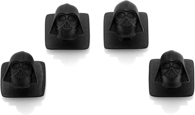 3D Darth Vader Studs
