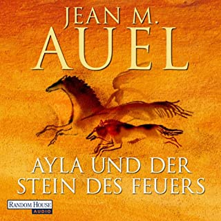 Ayla und der Stein des Feuers Titelbild