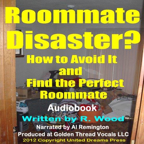 Roommate Disaster? cover art