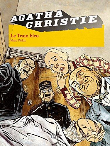 AGATHA CHRISTIE T11 TRAIN BLEU