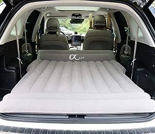 topfit Coche Colchón inflable Viaje Camping Cama de aire universal para todos los vehículos SUV y Personalizado para Tesla Model S Model X 5 Asiento y Model 3