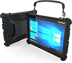 MobileDemand Military Drop-Tested Premium Rugged Case for Microsoft Surface Go, Black (8541542795)