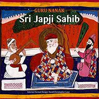 Sri Japji Sahib audiobook cover art