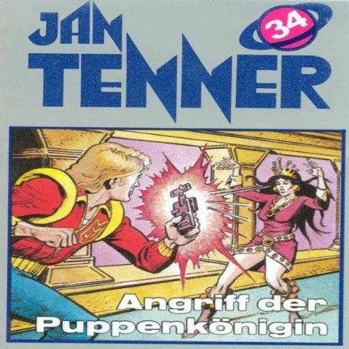Angriff der Puppenkönigin (Jan Tenner Classics 34) Titelbild