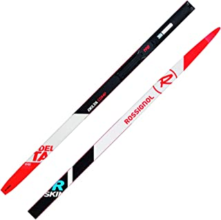 Rossignol 2020 Delta Comp R-Skin XC Skis w/Race Classic Bindings