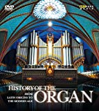 History Of The Organ, Voll.1-4: From La...