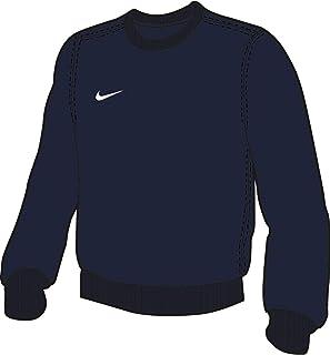 Nike Kinder T-shirt met lange mouwen FC Barcelona Covert, blauw (obsidiaan/wit), XS