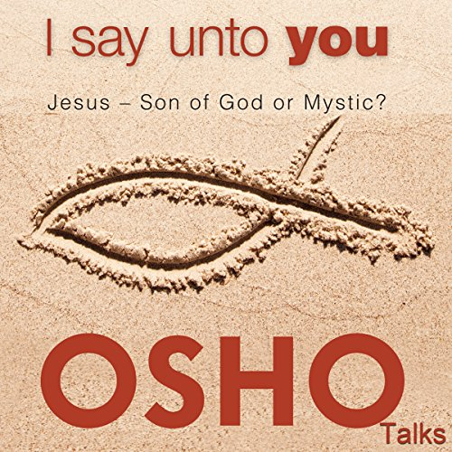 I Say unto You  By  cover art