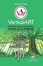 VerbalArt (Vol. 2, Issue 1): A Global Journal Devoted To Poets And Poetry