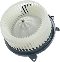A-Premium Heater Blower Motor with Fan Cage for Ford Fusion Lincoln MKZ 2010-2012 Mercury Milan 2010-2011