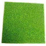 Outgeek gazon artificiel Simulation Moss faux gazon pour jardin