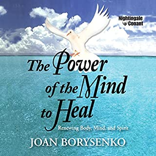 The Power of the Mind to Heal audiobook cover art