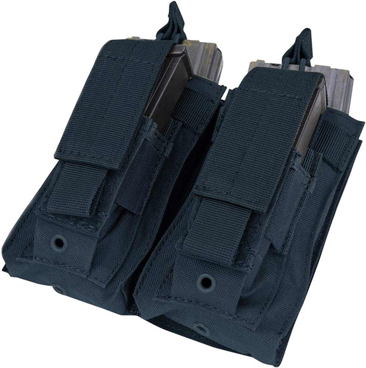 CONDOR MA51 Double 100% quality warranty! Kangaroo Magazine Pouch M16 Mag 2 M4 holds Limited time for free shipping
