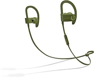 Beats Powerbeats3 Series Wireless Ear-Hook Headphones - Turf Green (MQ382LL/A) (Renewed)