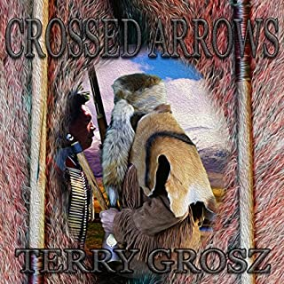 Crossed Arrows audiobook cover art