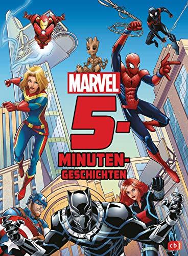 Marvel 5-Minuten-Geschichten: Vo...