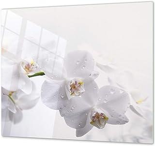 comprar comparacion Cubre vitros de cristal templado - Tabla para cortar de cristal – Tabla para amasar y protector de vitro – UNA PIEZA (60 x...