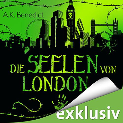 Die Seelen von London audiobook cover art