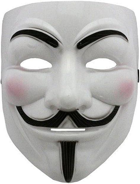 Maschera v per vendetta B011Z4MZ2K