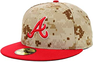 MLB Atlanta Braves 2014 Memorial Day 59Fifty Cap