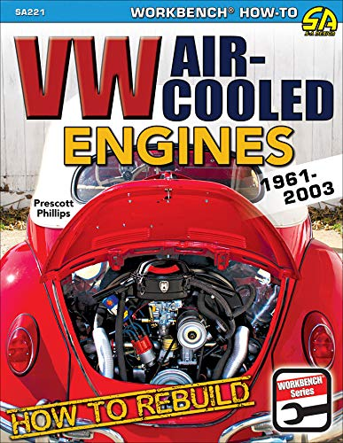 How to Rebuild VW Air-Cooled Engines: 1961-2003 (English Edition)