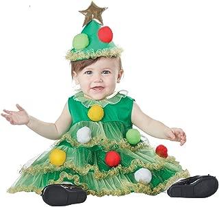 Baby Girls' Lil' Christmas Tree