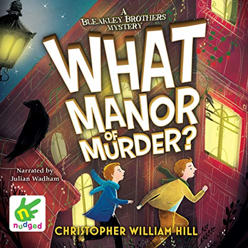 What Manor of Murder cover art