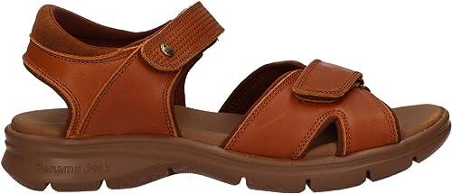 Sandalias de Hombre PANAMA JACK Sanders C10 NAPA Grass Cuero