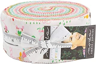 Best Friends Forever Jelly Roll 40 2.5-inch Strips by Stacy Iest HSU for Moda Fabrics 20620JR