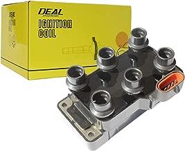 DEAL Set of 1 New Ignition Coil Fit Ford Jaguar Mazda Mercury 2.5L/3.0L/3.8L/4.2 V6 FD488T