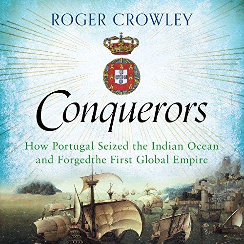 Conquerors audiobook cover art