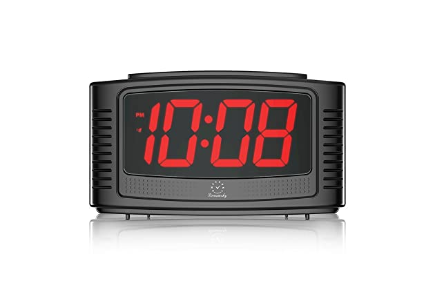 Best simple alarm clocks for bedrooms | Amazon.com