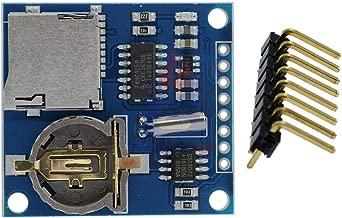 Mini Data Logger SD Card Module Logging Shield for Arduino for Raspberry Pi Logging Recorder Data Logger Shield Board V1.0 3.3v