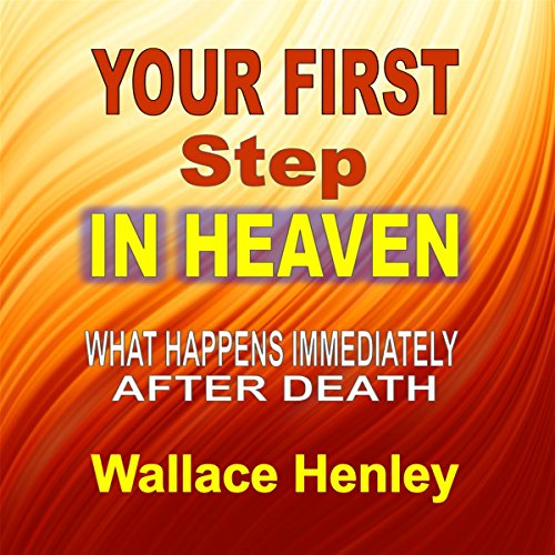 Your First Step in Heaven audiobook cover art