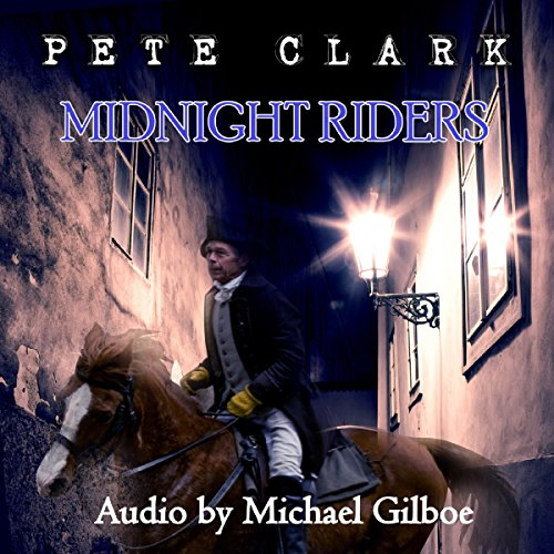 Midnight Riders audiobook cover art
