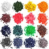 LA BELLEFÉE Coloranti Candele Tintura Naturale 16 Colori per Fai da Te Candele, Tinture per Candele di Paraffina e Cera di Soia, Set Regalo di Natale per Bambini e Amanti del Mestiere