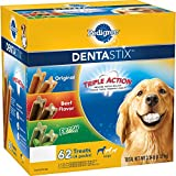 Pedigree DentaStix Dog Treats Variety Pack, 62 ct....