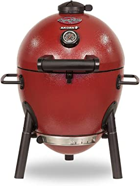 Char-Griller E06614 Charcoal Grill, Red