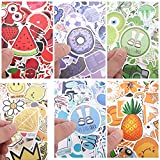 umorismo 300 Stücke Wasserdicht Vsco Graffiti Vinyl Stickers Netter Aufkleber für Mädchen Aufkleber Sticker für Auto Motorräder Fahrrad Skateboard Snowboard Gepäck Laptop Koffer Pad
