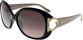 Kính mắt nữ cao cấp – Sunglasses SF668S 001 Black 57 17 125