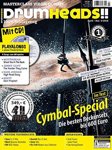 Cymbal Special - die besten Beckensets bis 600 Euro in der Drumheads!! 03 2018