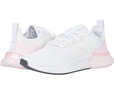 adidas Running Kaptir Super (Chalk White/Footwear White/Clear Pink) Women