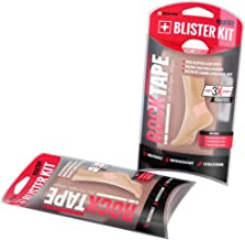 RockTape Blister Prevention and Treatment Kit for Blisters Hot Spots and Chafing