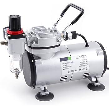 500W 24L HODOY Compressore Aria 24L Compressore 500W Compressore Portatile Mini Compressore