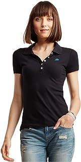 Aeropostale Womens A87 Polo Shirt