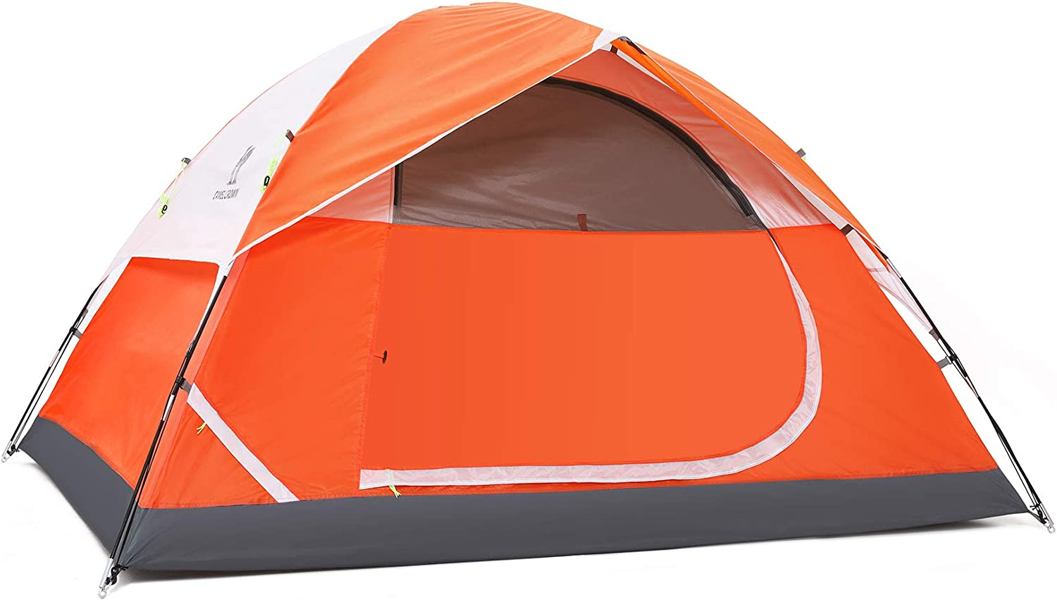 CAMEL CROWN 3-4 Person Camping with Dome Tent Automatic Waterpro Product New Shipping Free