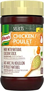 Knorr Selects Chicken Bouillon Powder, 200g/7.1oz, Imported from Canada}