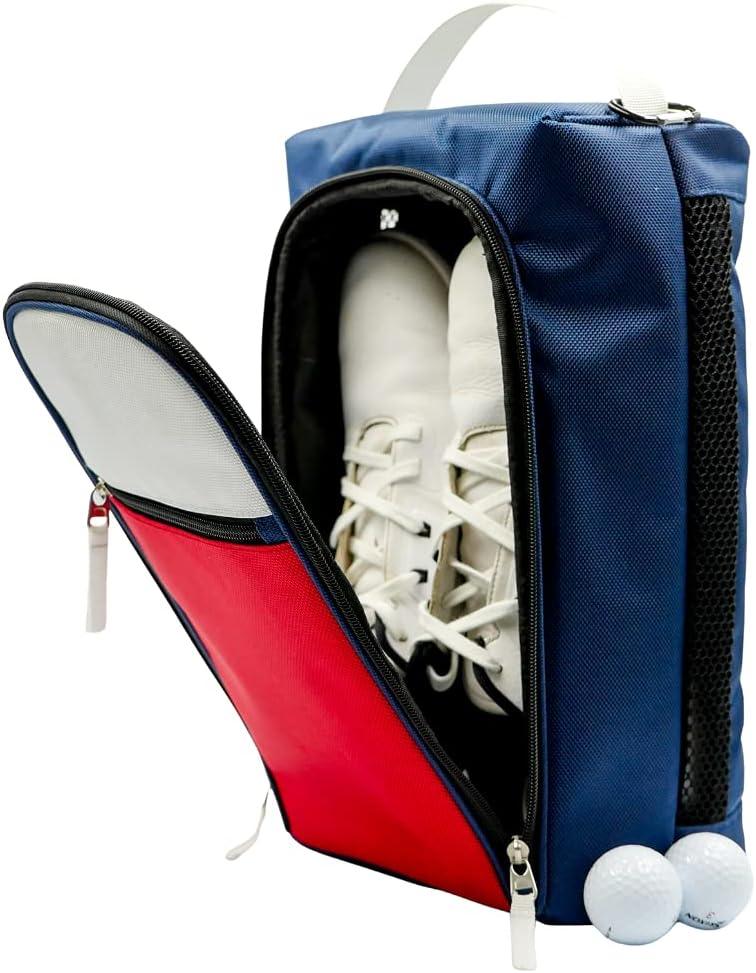 Zippa Golf Shoe Bag Mesa Mall I Keep Clean P Sales results No. 1 Your Car Large Ventilation