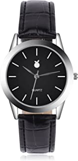 Men's Quartz Watch Two Tone Stainless Steel Watch With Date